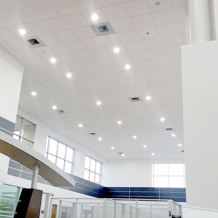 Lighting installation lighting maintenance services commercial lighting interior mozeypictures Choice Image